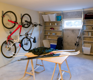 garage bike solutions